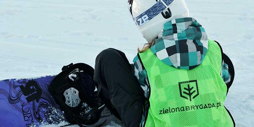 snowboard-ferie -zimowe-zielona-brygada