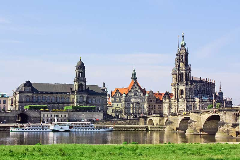 Drezno-Saksonia-wycieczka