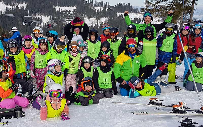 Oboz-narciarsko-snowboardowy