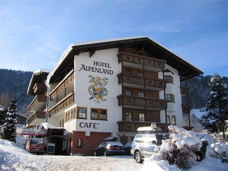 hotel ALPENLAND 3*** Austria