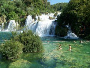wodospady-chorwacja-rejs-lato